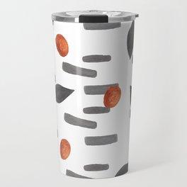 Minimalist Chicken Coop Travel Mug