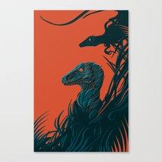 Hunters Canvas Print