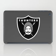 Taunters iPad Case