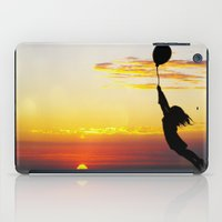 anaconda iPad Cases featuring Hold Tight by Skye Zambrana