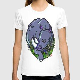 Wild Rhino T-shirt