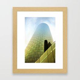 architecture Framed Art Print