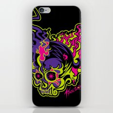 Skull 1.0 iPhone & iPod Skin