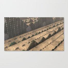 Keop Canvas Print