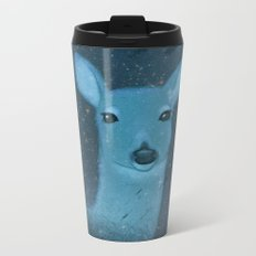Midnight Deer Metal Travel Mug