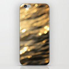 Golden Paradise iPhone & iPod Skin