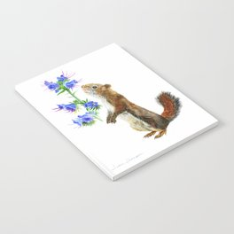 Take Time To Smell The Flowers by Teresa Thompson Notebook