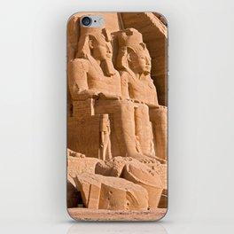 Great Temple of Abu Simbel iPhone Skin