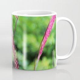 Purple Fountain Grass I Coffee Mug