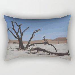 Deadvlei - Namibia Rectangular Pillow