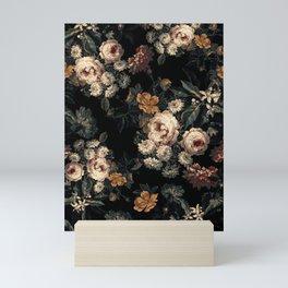 Midnight Garden XIV Mini Art Print