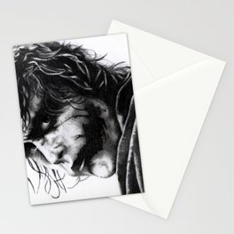 The joker - Heath Ledger Stationery Cards