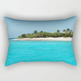 island Rectangular Pillow