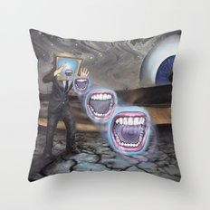 PHASE: 23 Throw Pillow