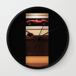 SALA MONZA Wall Clock