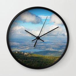 The Pilgrims Wall Clock