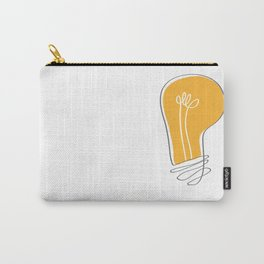 bulb light Carry-All Pouch