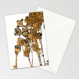 Dreaming Machine I Stationery Cards