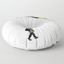 Parachute Floor Pillow