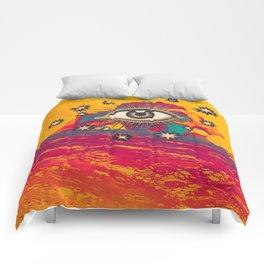 ...TUNE IN... Comforters
