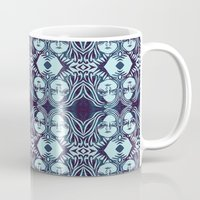 sister Mugs featuring sister, sister by Prints & Needles