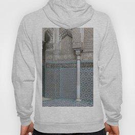 Marocco Columns Mosaic Hoody