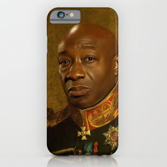 Michael Clarke Duncan - replaceface iPhone & iPod Case