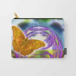 The wind beneath my wings Carry-All Pouch