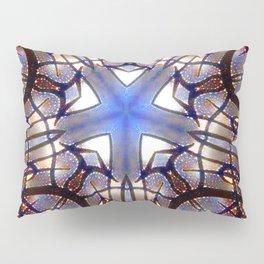 Sacred Geometry Star Pillow Sham