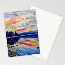 The Denman Sunrise Stationery Cards