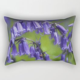 Bluebell Arch Rectangular Pillow