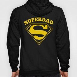 Superdad | Superhero Dad Gift Hoody