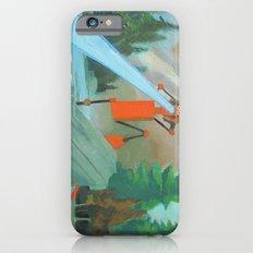 Robot in Landscape #1 iPhone 6s Slim Case