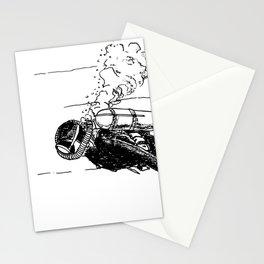 SCUBA Stationery Cards