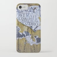 propaganda iPhone & iPod Cases featuring Polish propaganda  by aphelpsphoto