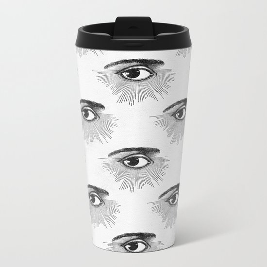 Seeing Stars by Nature Magick Metal Travel Mug