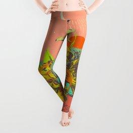 SUMMER VIBES Leggings