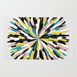 Giant Vector Bloom II Rug