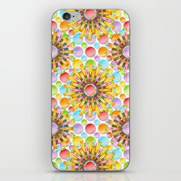 Birthday Party Polka Dots iPhone Skin