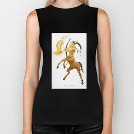 SAGITTARIUS, 9th zodiacal sign. Biker Tank