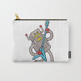 Robot Rock! Carry-All Pouch