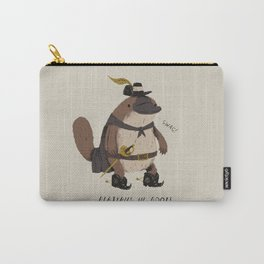 platypus in boots Carry-All Pouch
