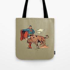 Matador of Steel Tote Bag