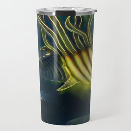 Deep Sea Encounter Travel Mug