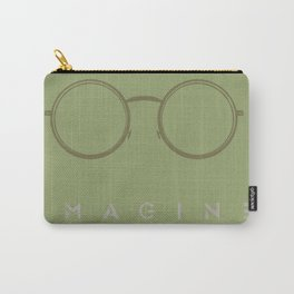 Just Let it Be. Carry-All Pouch