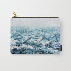 Atlantic Blues Carry-All Pouch