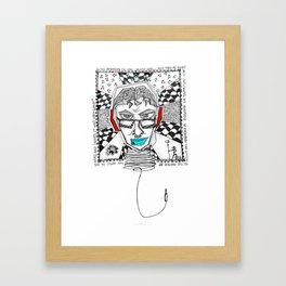 Genesidio Framed Art Print