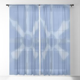 Whisper from City Hall Sheer Curtain