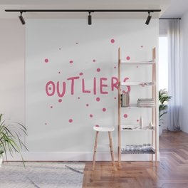Outliers Wall Mural