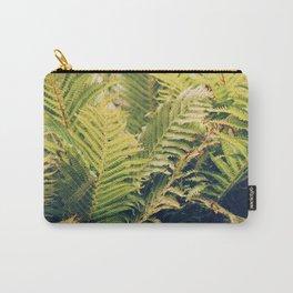 Botanical Garden Ferns Carry-All Pouch